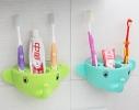 Держатель для зубной пасты и щеток Слоник фото 3