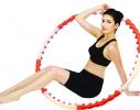 Обруч с массажными шариками Хула Хуп фото 1