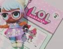 Игровой набор с куклой L.O.L. S2 Невероятный сюрприз (65 видов в ассортименте) фото 2
