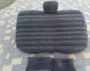 Надувной автомобильный матрас фото 9