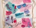 Летняя сумка-рюкзак для пляжа и прогулок Fashion фото