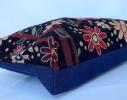 Летняя текстильная сумка для пляжа и прогулок Сова на ветке фото 1