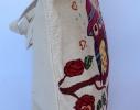 Летняя текстильная сумка для пляжа и прогулок Совы фото 1