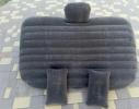 Надувной автомобильный матрас фото 5