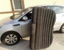 Надувной автомобильный матрас фото 4