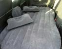 Надувной автомобильный матрас фото 2