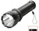 Фонарик светодиодный 1W+1 LED карманный аккумуляторный фото
