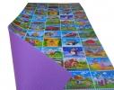 Детский коврик Кадры мультфильмов фото 2