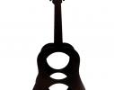 Подставка для бутылки Гитара фото 1