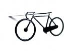 Закладка для книги Велосипед фото