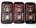 Итерактивная игрушка 3D телефон Кот Том большой фото 1