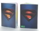 Обложка виниловая на паспорт Супермэн фото