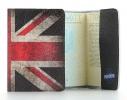 Кожаная обложка на паспорт Великобритания фото 1