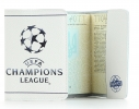 Кожаная обложка на паспорт Лига Чемпионов фото 1