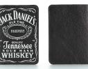 Кожаная обложка на паспорт Jack Daniel's (Джек Дениелс) фото