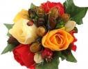 Букет из конфет Краски Осени фото 2