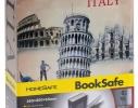 Книга - сейф Италия Большая фото