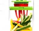 Овощерезка с нержавеющей стали Chop Magic фото