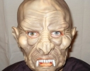 Карнавальная маска резиновая Вампир фото