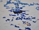 Картина на холсте по номерам Морской Парусник фото 2