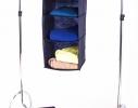 Подвесная полка-органайзер для вещей с ящиком L фото 8