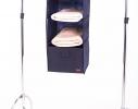 Подвесная полка-органайзер для вещей с ящиком L фото 9