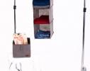 Подвесная полка-органайзер для вещей с ящиком M фото 5