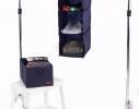 Подвесная полка-органайзер для вещей с ящиком M фото 6