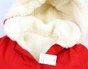 Пальто для девочки Клубничка фото 2