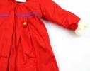 Пальто для девочки Клубничка фото 3
