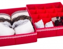 Комплект органайзеров для белья и косметики 5 шт. Кармен фото 1