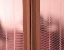 Антимоскитная шторка NOT FLY на сплошном магните 210 x 100 см. Коричневая фото 1
