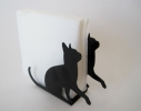Салфетница Кошка Муся фото 2