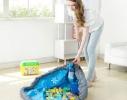 Коврик-сумка для игрушек, органайзер фото 2