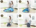 Коврик-сумка для игрушек, органайзер фото 4