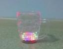 Кружка с LED подсветкой от кнопки