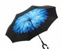 Ветрозащитный зонт обратного сложения UP-brella фото 10