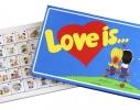 Шоколадный набор Love is Большой фото