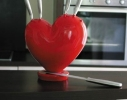 Набор ножей на подставке Love фото 2