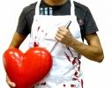 Набор ножей на подставке Love фото 1