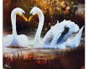 Набор для вышивки картины Вечная Любовь 73х63см фото