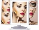 Зеркальце с LED подсветкой и увеличением с зарядкой от USB фото 2