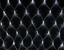 Гирлянда сетка 256 led Белая фото
