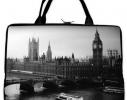 "Сумка-чехол для ноутбука ""Лондон"" фото"