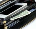 Кожаный клатч мужской ручной m010 фото