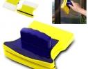Магнитная щетка для мытья окон с двух сторон Glass Wiper фото 1