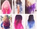 Цветные мелки для волос Hot Huez фото 1