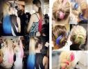 Цветные мелки для волос Hot Huez фото 3