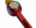 Беспроводной Bluetooth микрофон для караоке WSTER WS-1816 Красный фото