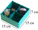 Маленький органайзер для косметики фото 1